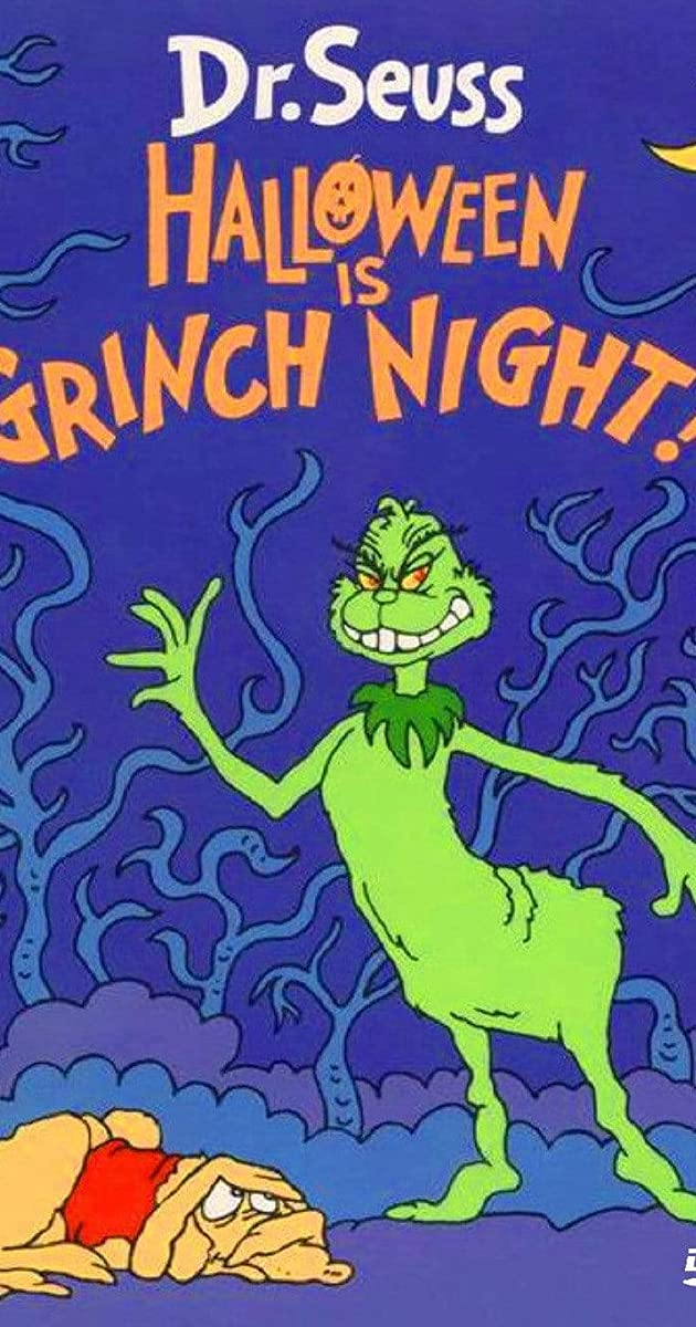 Subtitle of Halloween Is Grinch Night
