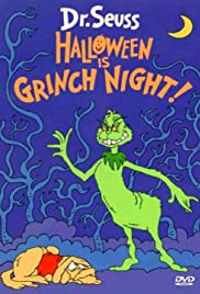 Halloween Is Grinch Night Poster