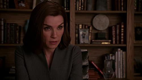 The Good Wife: Work Harder