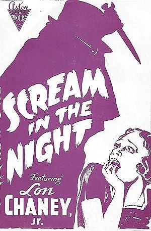 Where to stream A Scream in the Night