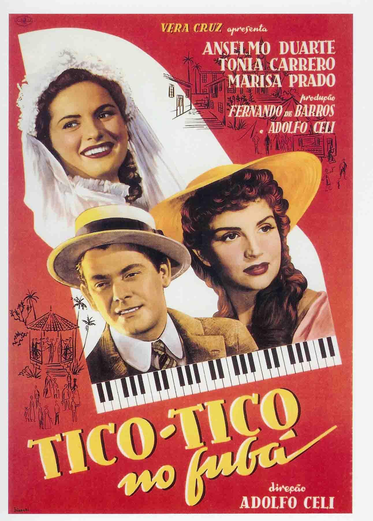 Tico-Tico no Fubá [Nac] – IMDB 6.3