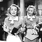 Joan Crawford and Gertrude Michael in Flamingo Road (1949)