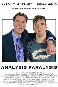 Analysis Paralysis (2018) Poster - Movie Forum, Cast, Reviews