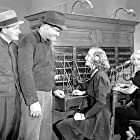 Judith Allen, Warren Hymer, Alice White, and Grant Withers in Telephone Operator (1937)
