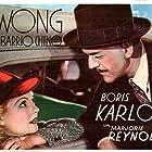 Boris Karloff and Marjorie Reynolds in Mr. Wong in Chinatown (1939)