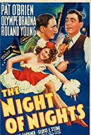 The Night of Nights Poster