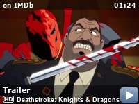Deathstroke Knights Dragons Tv Series 2020 Imdb