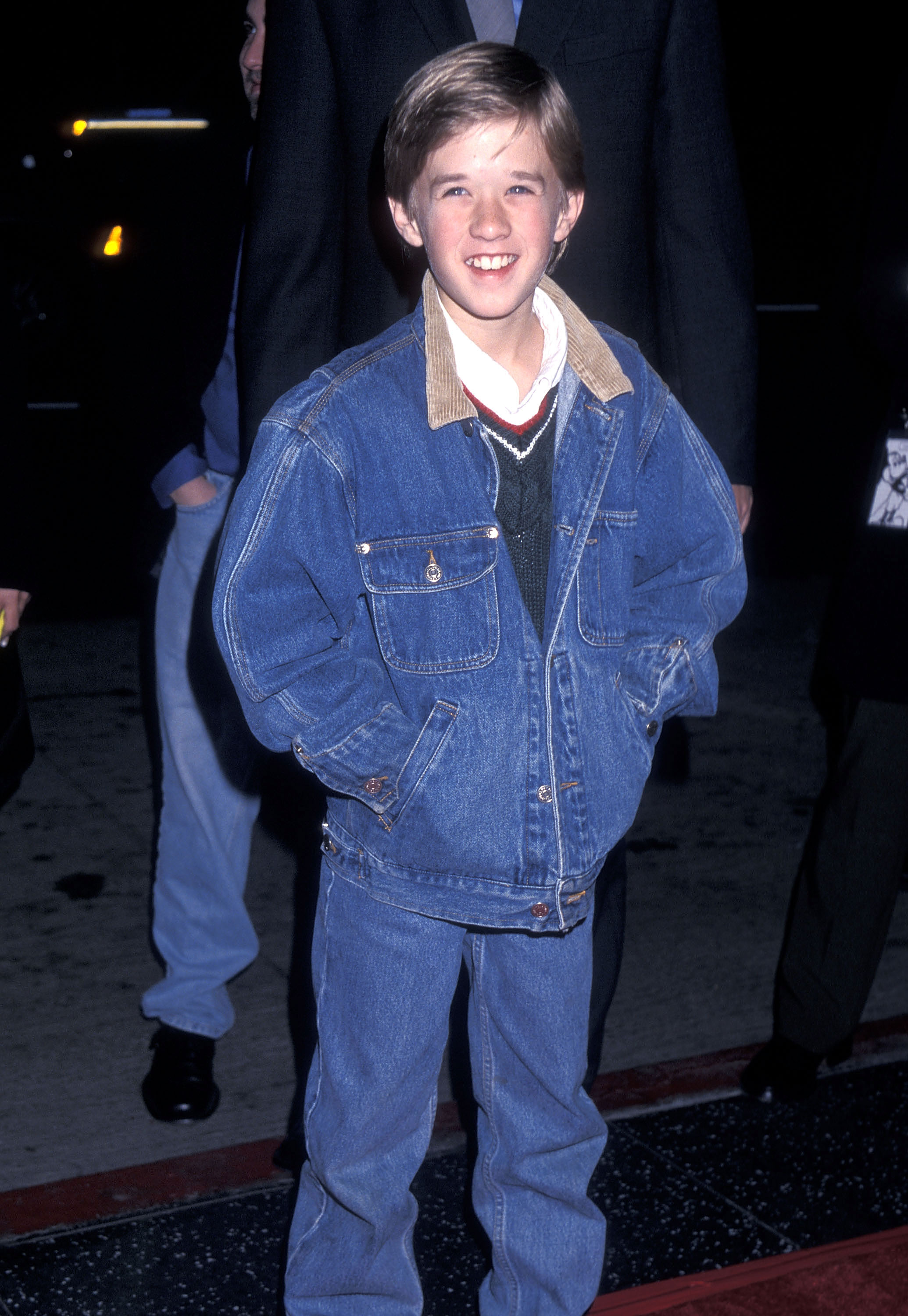 Haley Joel Osment at an event for A.I. Artificial Intelligence (2001)