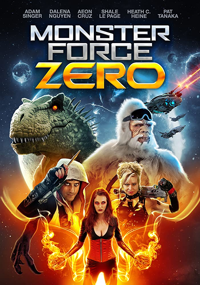 Download Monster Force Zero 2020 English 480p HDRip 300MB
