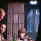 Maria Bello, Callum Keith Rennie, Sophie Nélisse, and William Dickinson in Wait Till Helen Comes (2016)