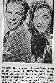 Richard Carlson and Renee Godfrey in Highways by Night (1942)