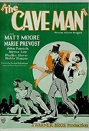 The Caveman Poster
