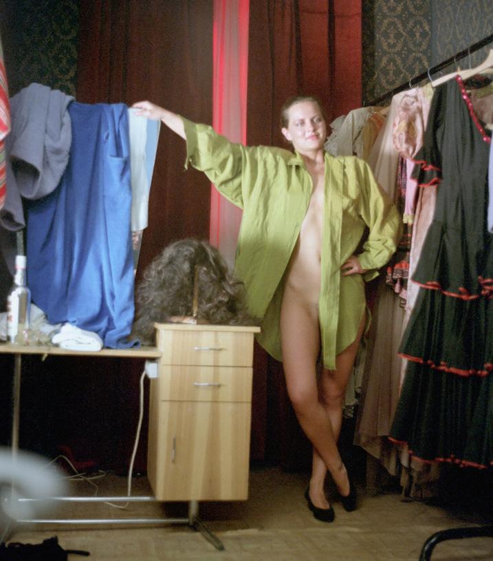 Hanna Polk in Seszele (1991)