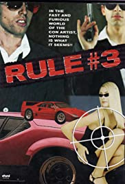 Rule No. 3 Poster