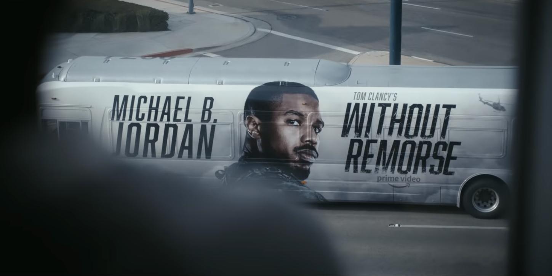 Michael B. Jordan in Without Remorse (2021)