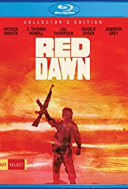 A Look Back at Red Dawn Poster