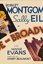 Made on Broadway (1933) Poster