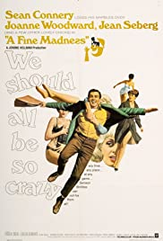 A Fine Madness (1966) Poster - Movie Forum, Cast, Reviews