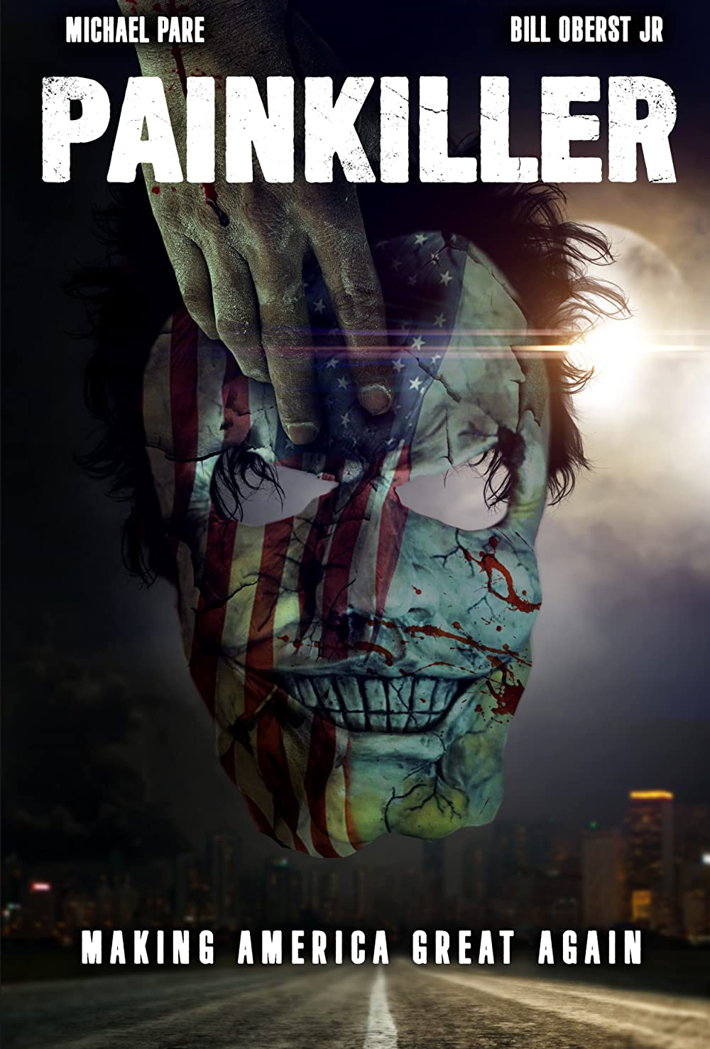 Painkiller 2021 English 720p HDRip 796MB | 270MB Download