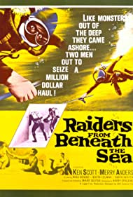 Raiders from Beneath the Sea (1966) Poster - Movie Forum, Cast, Reviews