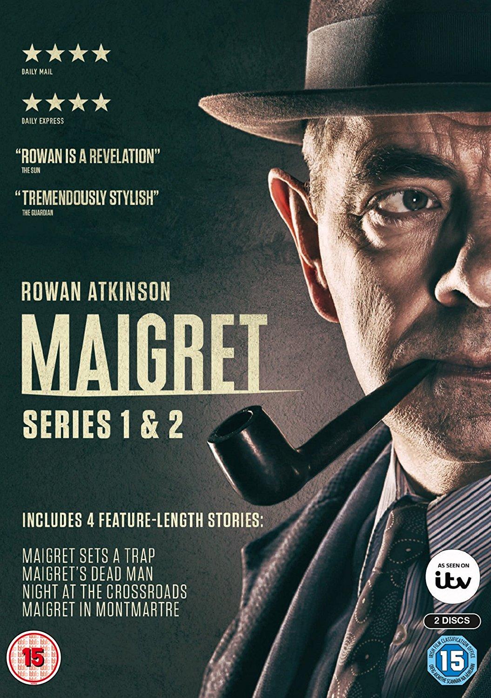 Rowan Atkinson in Maigret in Montmartre (2017)