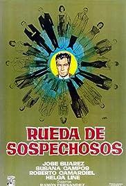 Rueda de sospechosos Poster