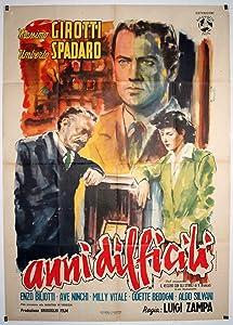 Movies mobile 3gp free download Anni difficili by Bernardo Bertolucci [BDRip]
