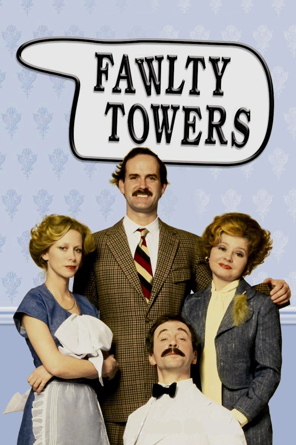 Fawlty Towers Season 2 COMPLETE DVDRip 720p