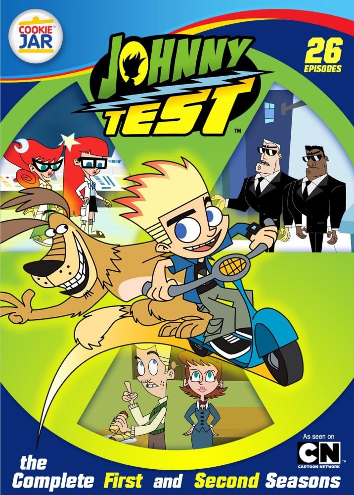 Johnny Test (TV Series 2005–2014) - IMDb
