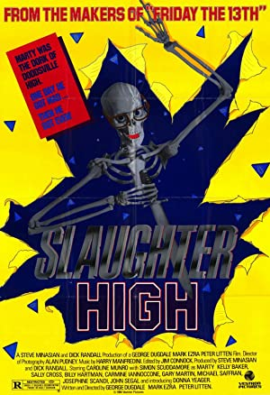 Slaughter High 1986 2