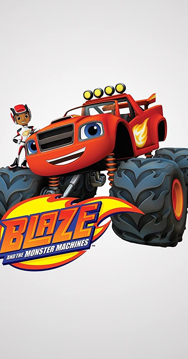 It's just an image of Selective Pictures of Blaze and the Monster Machines