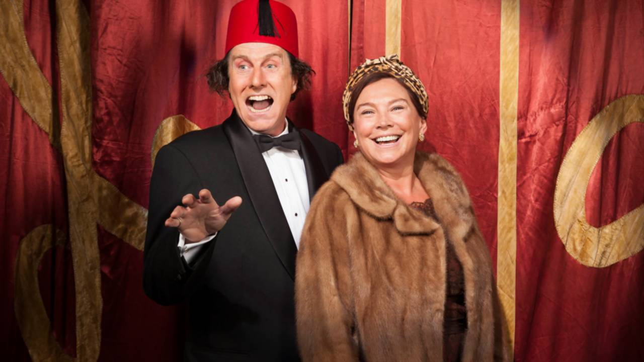 fd0910bfb8eb92 Tommy Cooper: Not Like That, Like This (TV Movie 2014) - IMDb