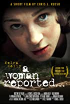 A Woman Reported