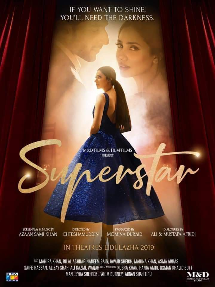 Superstar (2019) Full Urdu Movie 400MB HDTV 480p x264