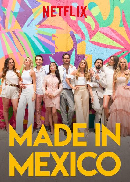 Pepe Diaz, Kitzia Mitre, Liz Woodburn, Columba Diaz, Chantal Trujillo, Roby Checa, Hanna Jaff, Carlos Giron Longoria, and Shanik Aspe in Made in Mexico (2018)