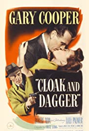 Cloak and Dagger (1946) 1080p