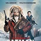 Mel Gibson and Walton Goggins in Fatman (2020)