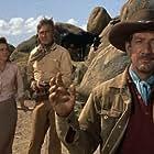 Randolph Scott, Maureen O'Sullivan, and Richard Boone in The Tall T (1957)