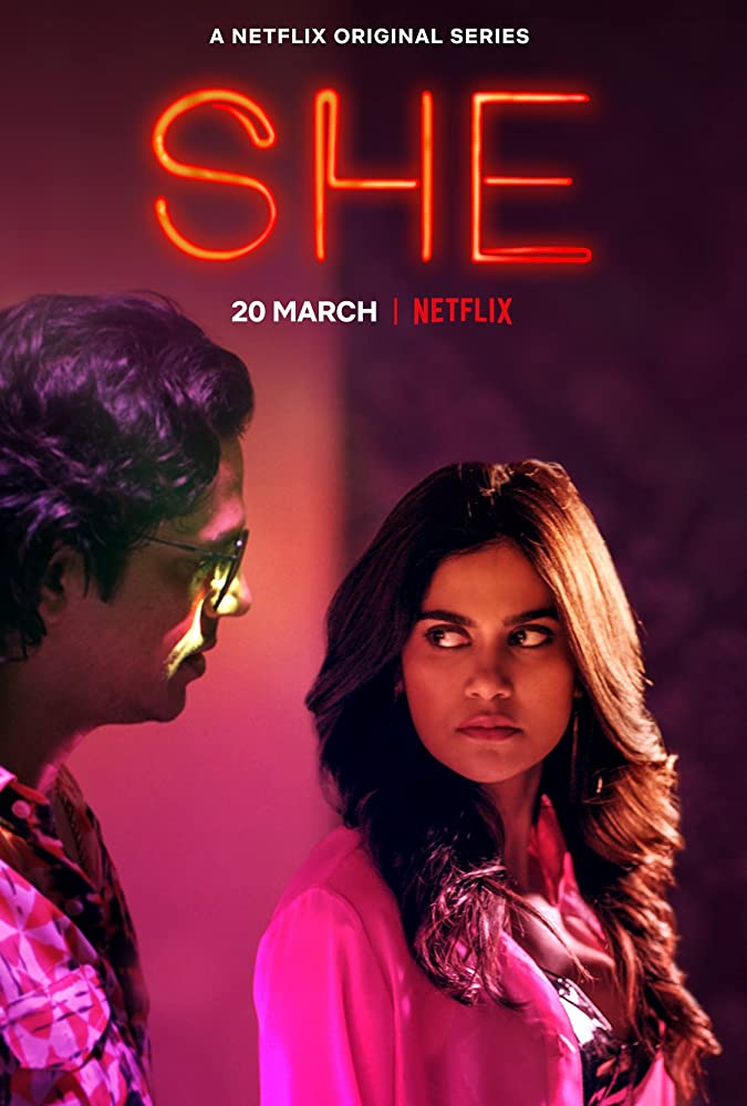 18+ She (2020) Season 01 720p HDRip Hindi Tamil Telugu