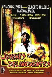 Jóvenes delincuentes Poster