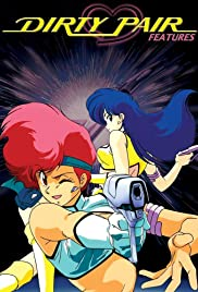 Dirty Pair Poster