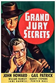 Grand Jury Secrets Poster
