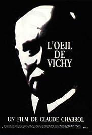L'oeil de Vichy Poster
