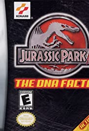 Jurassic Park III: The DNA Factor Poster