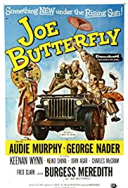 Joe Butterfly (1957) Poster - Movie Forum, Cast, Reviews