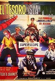 El tesoro de Isla de Pinos (1956)