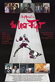 The Last Fight Poster