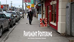 Pavement Postering