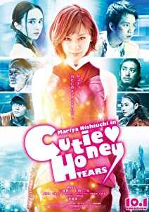 Cutie Honey: Tears sub download