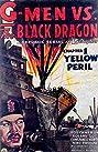 G-Men vs. The Black Dragon (1943) Poster